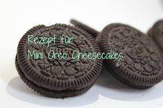 Rezept für Mini Oreo Cheesecakes