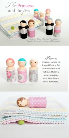 The Princess and The Pea Tutorial by Simple Simon and Co. (I am squealing inside over this...my girls would have  a fit!)