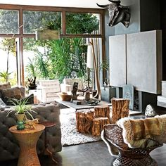 City living goes tropical:6 style take-aways from this Livingetc house