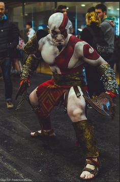 89 Best God of War Cosplay images in 2019 | Costumes, Rule