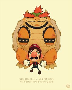 LOL BOWSER XD
