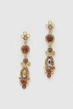 Crystal Illan Earrings