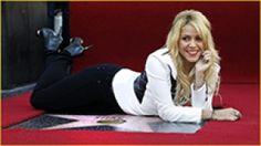 Shakira, la reina de Facebook