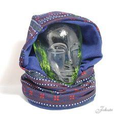 Freebook Schmütze  - Unisex Mütze und Schal in einem