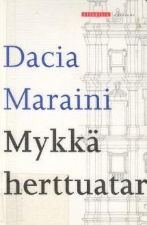 Mykkä herttuatar | Kirjasampo.fi - kirjallisuuden kotisivu