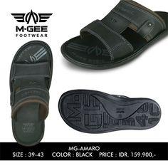 M-GEE Footwear MG-AMARO Black