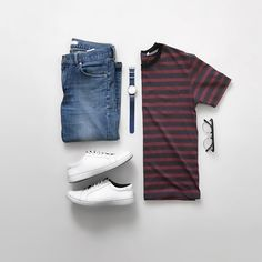 Stylish Mens Clothes That Any Guy Would Love - Preteen Clothing Fashion Mode, Mens Fashion, Fashion Menswear, Fashion Clothes, Style Fashion, Outfits For Teens, Trendy Outfits, Design Nike, Casual Wear