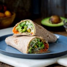 Find healthy, delicious wrap and roll recipes for lunch, breakfast or dinner, including chicken, gluten-free and low-carb wraps. Healthier recipes, from the food and nutrition experts at EatingWell.