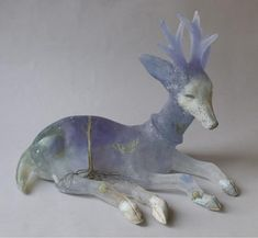 Christina Bothwell - a mix of ceramics and glass
