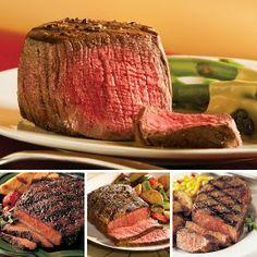 Steak Lover's Combo #OmahaSteaksHoliday