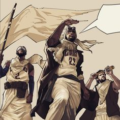 Bedouin Big Three