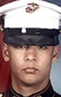 Marine Pfc. Nachez Washalanta  Died August 21, 2004 Serving During Operation Iraqi Freedom  21, of Bryan, Okla.; assigned to 1st Light Armored Reconnaissance Battalion, 1st Marine Division, I Marine Expeditionary Force, Camp Pendleton, Calif.; killed Aug. 21 by enemy action in Anbar province, Iraq.