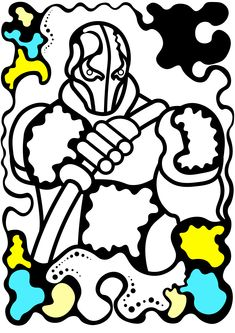 Deathstroke 2 Deathstroke, Fallout Vault, Snoopy, Fictional Characters, Art, Art Background, Kunst, Performing Arts, Fantasy Characters