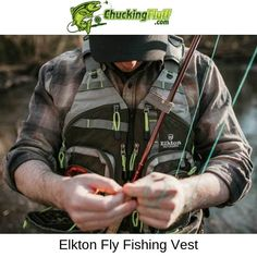 Best Vest for Fly Fishing 2019 - Buyers Guide and Comparison Fishing Vest, Fishing Knots, Fishing Life, Trout Fishing, Bass Fishing, Fly Fishing For Beginners, Fly Rods, Fishing Outfits, Buyers Guide