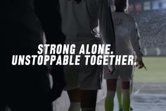 Nike Soccer Releases Hype Video for Team USA in Women-s World Cup Volleyball Quotes, Basketball Quotes, Basketball Captions, Sports Captions, Play Volleyball, Team Usa, Sport Motivation, Citation Football, Motivational Quotes