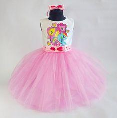 My Little Pony Birthday Tutu Dress, Pony Outfit