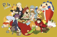 Persona 4 Party