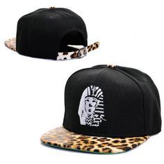 Tyga s Last Kings Leopard Strapback Wholesale Baseball Caps 204137195ddc