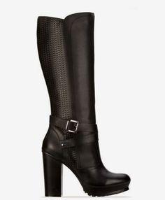Dettagli su Da donna nero in finta pelle sotto al ginocchio tacco basso Donna Scarpe Stivali Con Cerniera Misura mostra il titolo originale