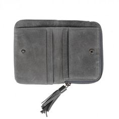"""Alicante 1"" is a small but elegant wallet, smooth leather from BREE"