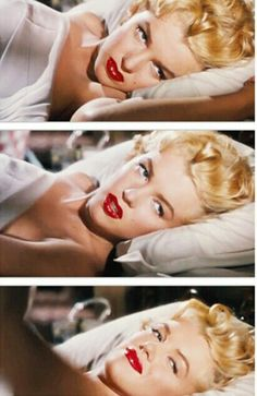 Marilyn in Niagara, 1952.