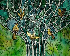 Heaven Birds by Nafania-Nix