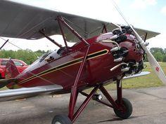 waco biplane...pretty