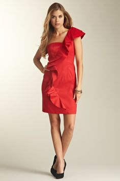 The perfect dress for a party, and even just a small get-together with friends.