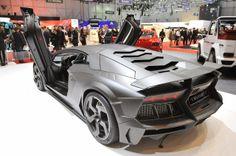 2013 Mansory Carbonado Aventador [Geneva Motor Show 2013]