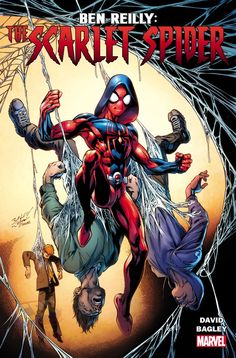 Ben Reilly: The Scarlet Spider (2017) Earth 616