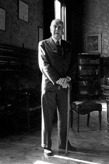 Borges todo el año: Jorge Luis Borges - El principio