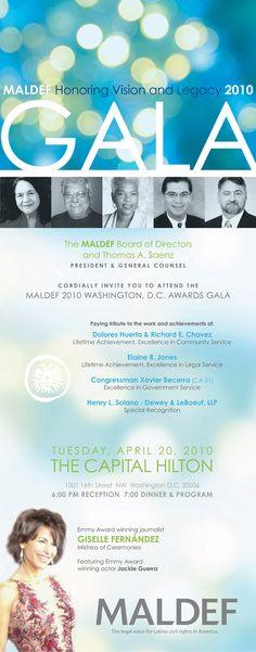 gala invite keywords: corporate non-profit fundraiser benefit invitation
