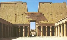 Architecture et Pharaons.