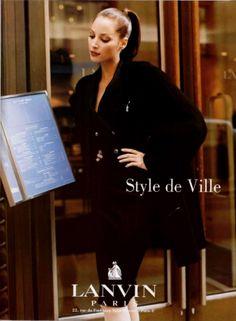 styleregistry: Lanvin | Fall 1995