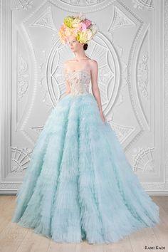 Cincerella: Rami Kadi Spring 2014 Couture Collection — Le Royaume Enchanté | Wedding Inspirasi