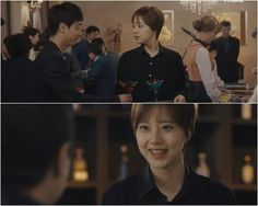 [Spoiler] 'Goodbye Mr. Black' Lee Jin-wook returns and Moon Chae-won show off her spirit as a reporter @ HanCinema :: The Korean Movie and Drama Database