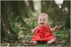 West Kelowna family photographer Gellatly Nut fam outdoor lifestyle session Australia toddler girl sitting smile redhead