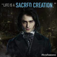 Victor Frankenstein Quotes Fair PinᗰYŧαiɾyłiℓy Ii ༺⚜༻ On ༻Victor Frankenstein  Pinterest