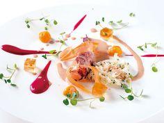 ピエール・ガニェール 「厨房のピカソ」と称されるシェフの五感を刺激する洗練のメニュー