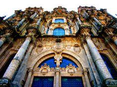 El Camino de Santiago. Santiago de Compostela, Spain. photograph by Michelle Lara.