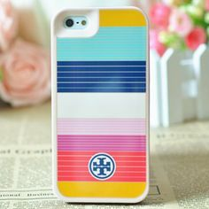T o r y B u r c h case for iPhone 5 Strip
