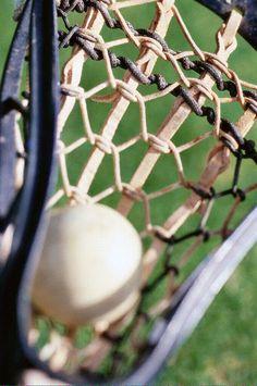 Played lacrosse in high school.