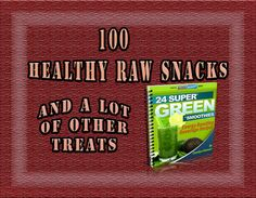 Raw foods contributes to better health. Cooked vegetables lose almost all the vitamins that are important for a healthy body. It is for many of us too big a step to raw food to eat. There is also an intermediate solution. Why not start with for example green smoothies and raw snacks. You will find that it is very tasty and healthy also. If you would like to change something about your current eating pattern, then try raw snacks and green smoothies. You will be surprised by the taste and…
