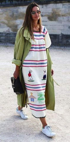 A Street Style Guide to Summer Dressing: 21 Frocks Guaranteed to Turn Heads