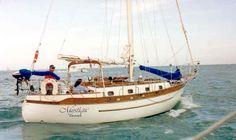 Young Sun 35 Sailboat