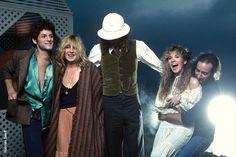 Lindsey Buckingham Christine McVie Mick Fleetwood Stevie Nicks John McVie 1979 Tusk photoshoot Norman Seeff