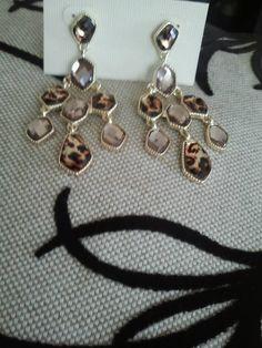 earring #bebe #Chandelier