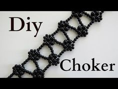 How to Bead Weave the Isabella Collar Necklace - YouTube