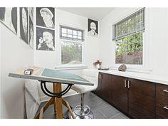Work space of 3912 W 22ND AV listing - Surrey Real Estate - John MacKenzie