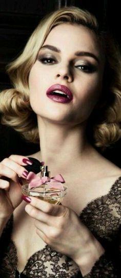 You're So Pretty ~ Through Elia's Eyes Pink Perfume, Perfume Bottles, Beautiful Dream, Beautiful Women, Blond, Poses, Girly Girl, Costume, Lace